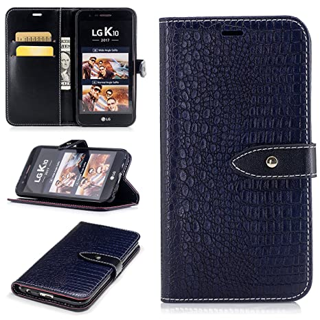 Alfort Funda LG K10 2017, Carcasa LG K10 2017 Cover Case ...