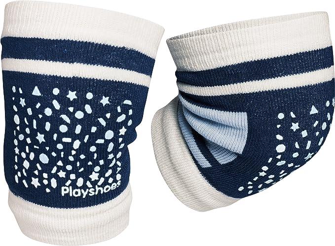 Knieschoner von Playshoes rosa oder blau one size