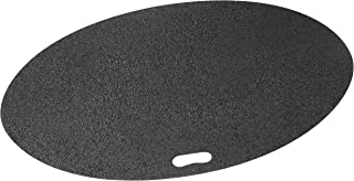 product image for The Original Grill Pad Black Grill Pad, Oval