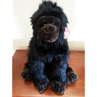 TY Classic Plush - GEORGE the Gorilla: Toys & Games
