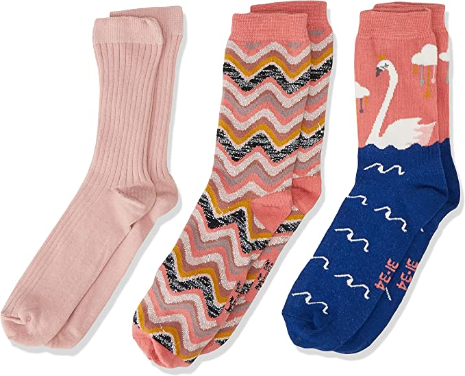 3erPack Melton M/ädchen Socken