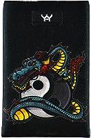 YAY WALLET Ultra Slim Credit Card Holder - Thin Minimalist Front Pocket Wallet 1.0 - Yin-Yang