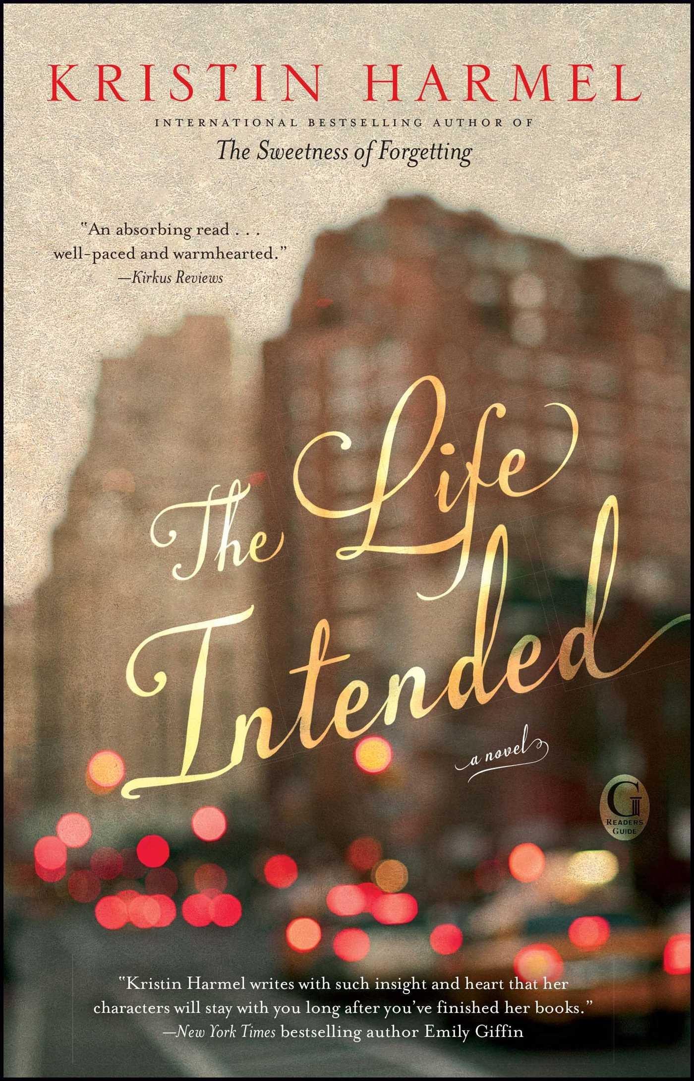 Life Intended Kristin Harmel product image