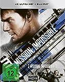 M:I:3 - Mission: Impossible 3 (4K Ultra HD) (+ Blu-ray) limitiertes Steelbook [HD DVD] (exklusiv bei Amazon.de)