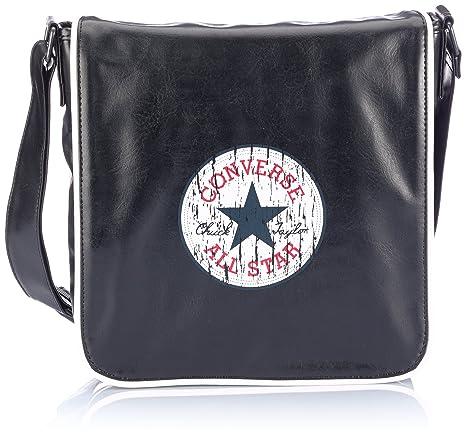 Vintage Converse Fortune BandolerapuNegro 4 Liter Bolso 212 Bag Talla vN08wmnO