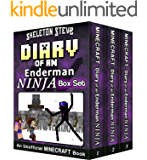Diary of a Minecraft Enderman Ninja BOX SET - Collection 1: Unofficial Minecraft Books for Kids, Teens, & Nerds - Adventure Fan Fiction Diary Series (Minecraft ... Mobs Series Diaries - Bundle Box Sets 3)