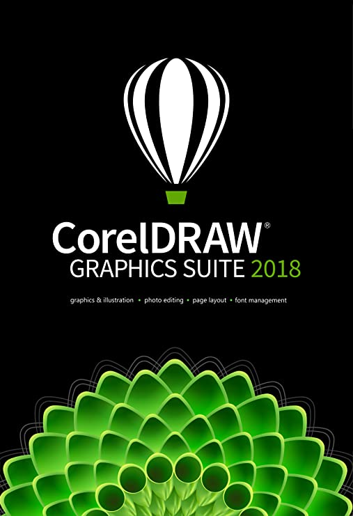 CorelDRAW Graphics Suite 2018 [Download]: Amazon.co.uk: Software
