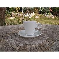 Juego de cafe 12 tazas DE CAFÉ expresso