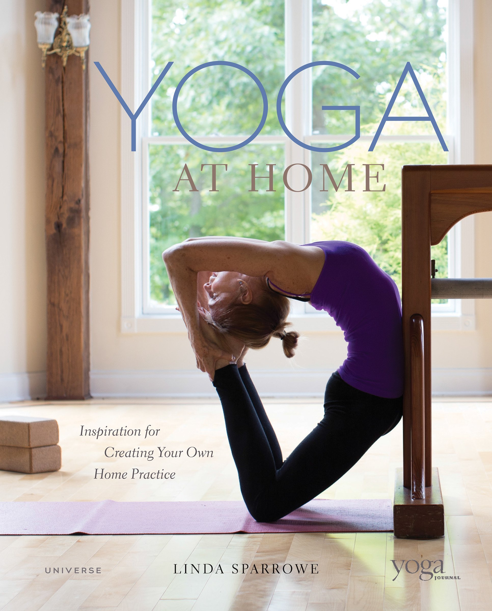 Yoga At Home: Inspiration for Creating Your Home Practice ...