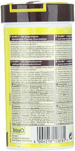 tetraetilo Amin Granules Principal Forro para todos los peces ornamentales: Amazon.es: Productos para mascotas