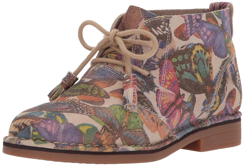 Hush Puppies Women's Cyra Catelyn Ankle Bootie B01N7XO7N9 6 W US|Butterfly