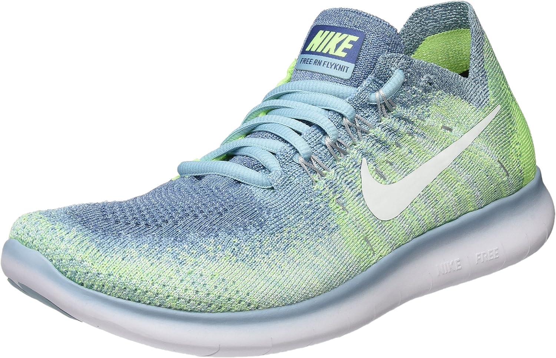 Nike Wmns Free RN Flyknit 2017, Zapatillas de Trail Running para Mujer: Amazon.es: Zapatos y complementos