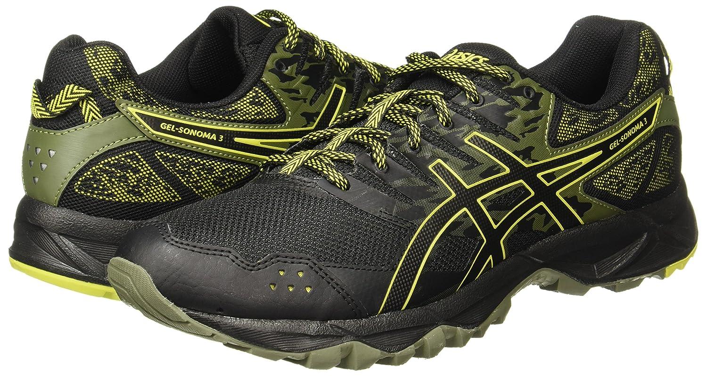 9089 D Asics Gel Sonoma 3 Trail Running Shoes For Men NEW RELEASE