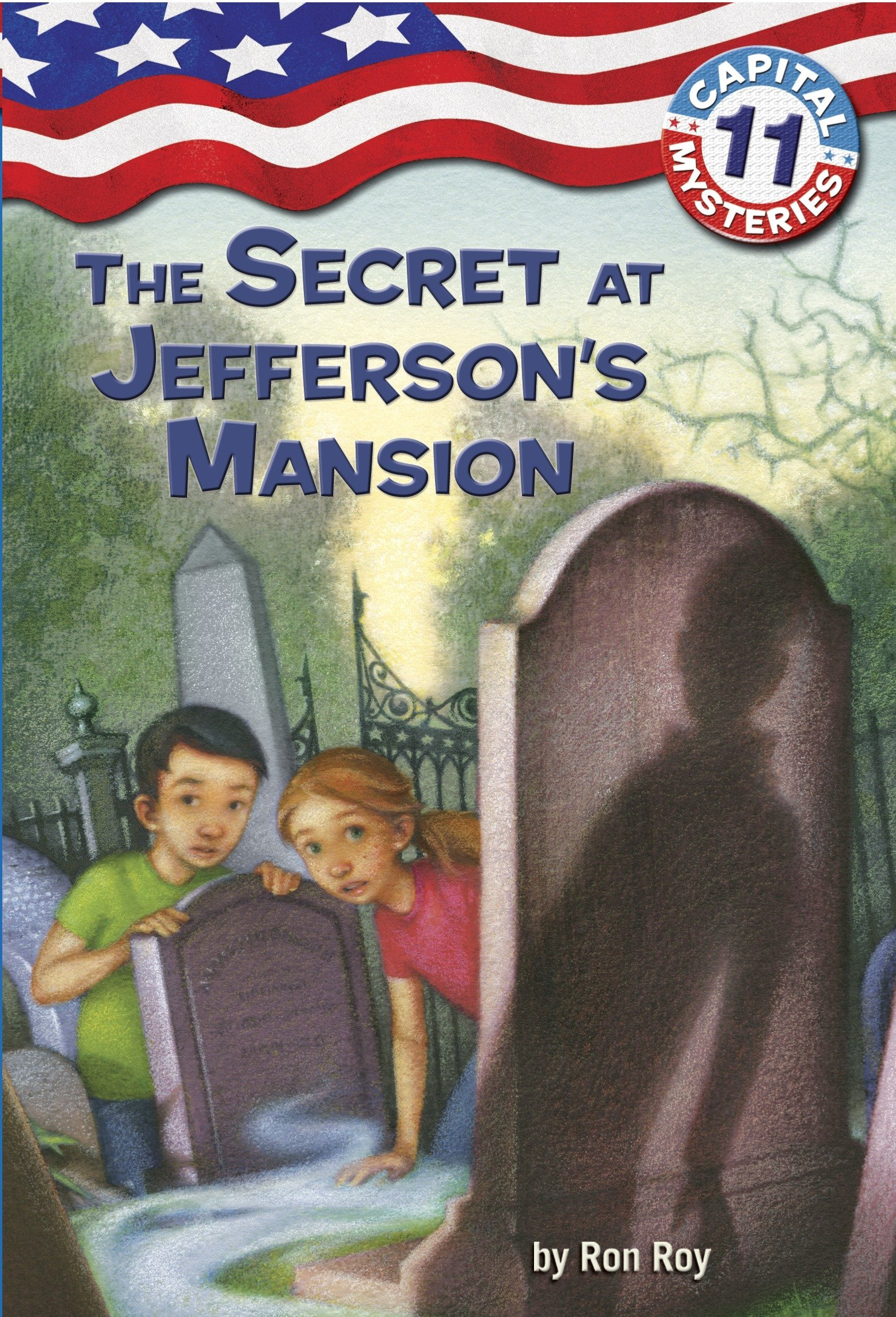 Capital Mysteries #11: The Secret at Jefferson's Mansion pdf