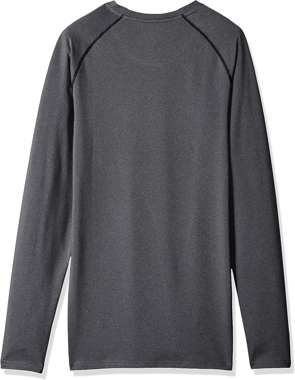 Essentials Men's Control Tech Long-Sleeve Shirt: Clothing