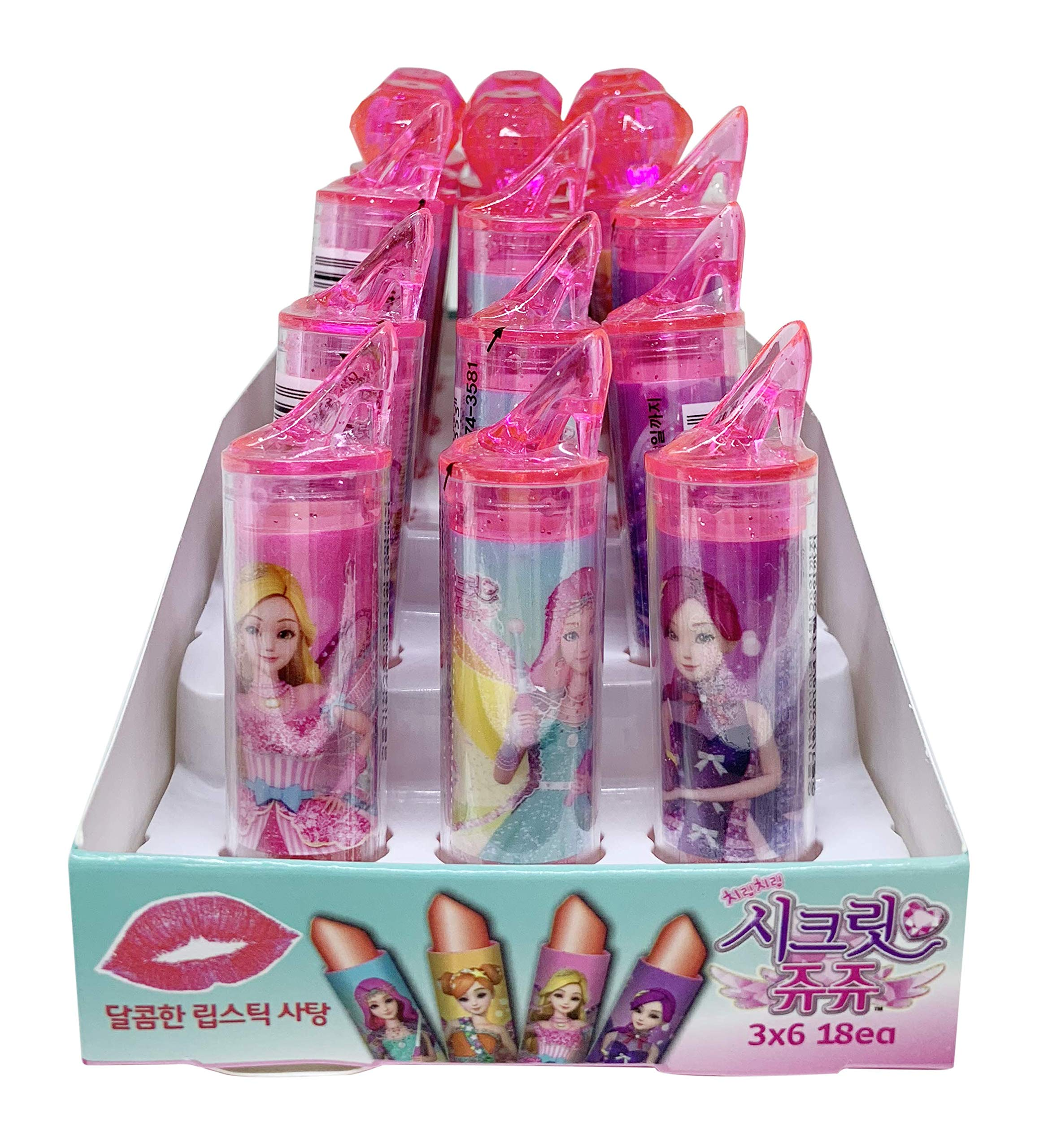 K-POP PRINCESS LIPSTICK CANDY(SECRET JOUJU) by lynn.company