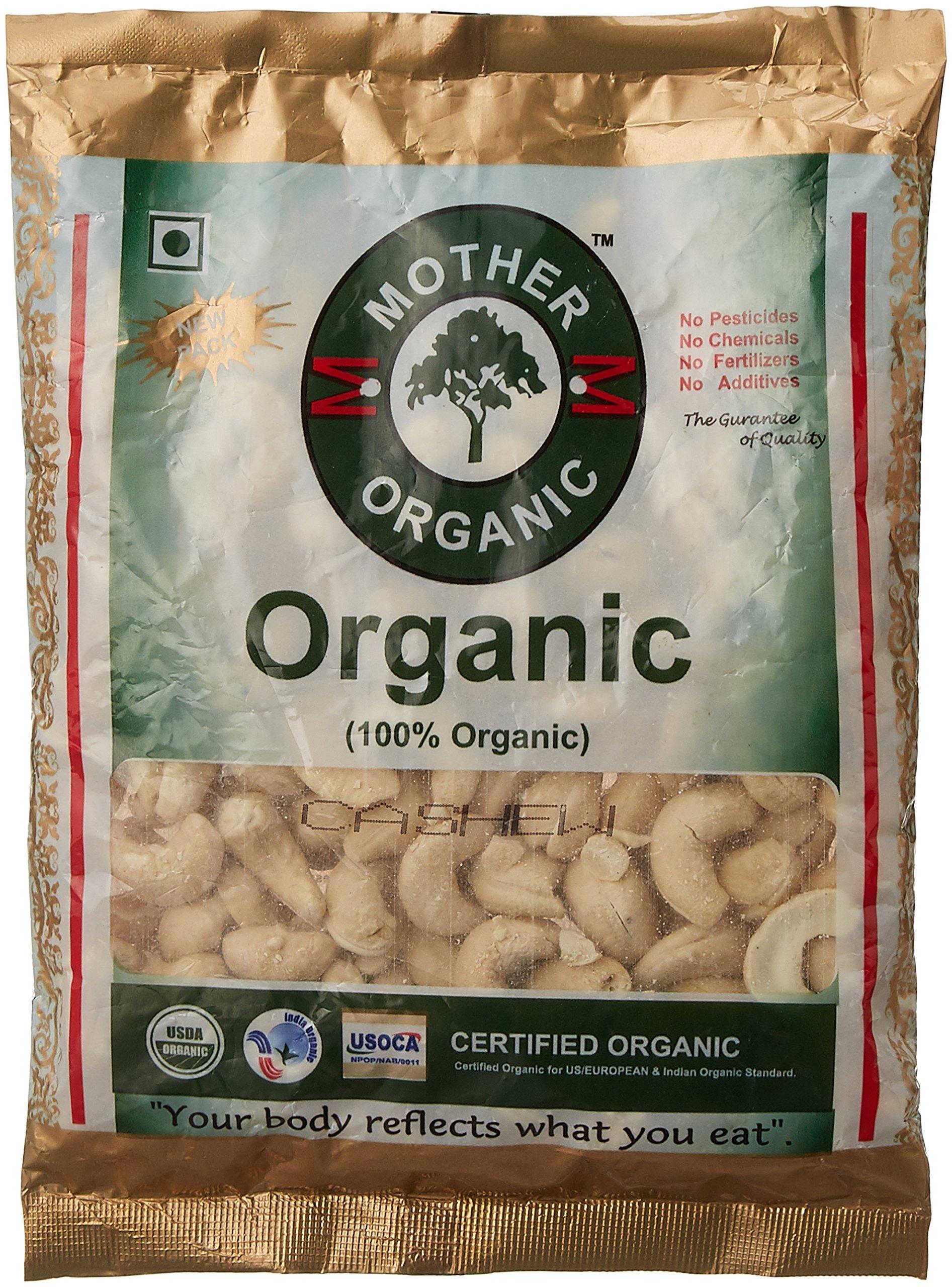 Mother Organic Cashew, 8.8 Ounce