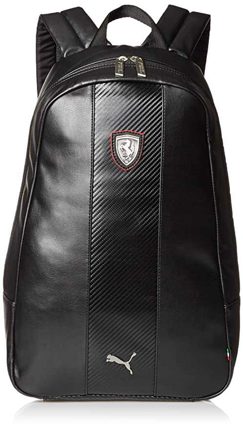 PUMA Mens Ferrari Long Sleeve Backpack, Black, One Size  Amazon.ca ... 77d217c509