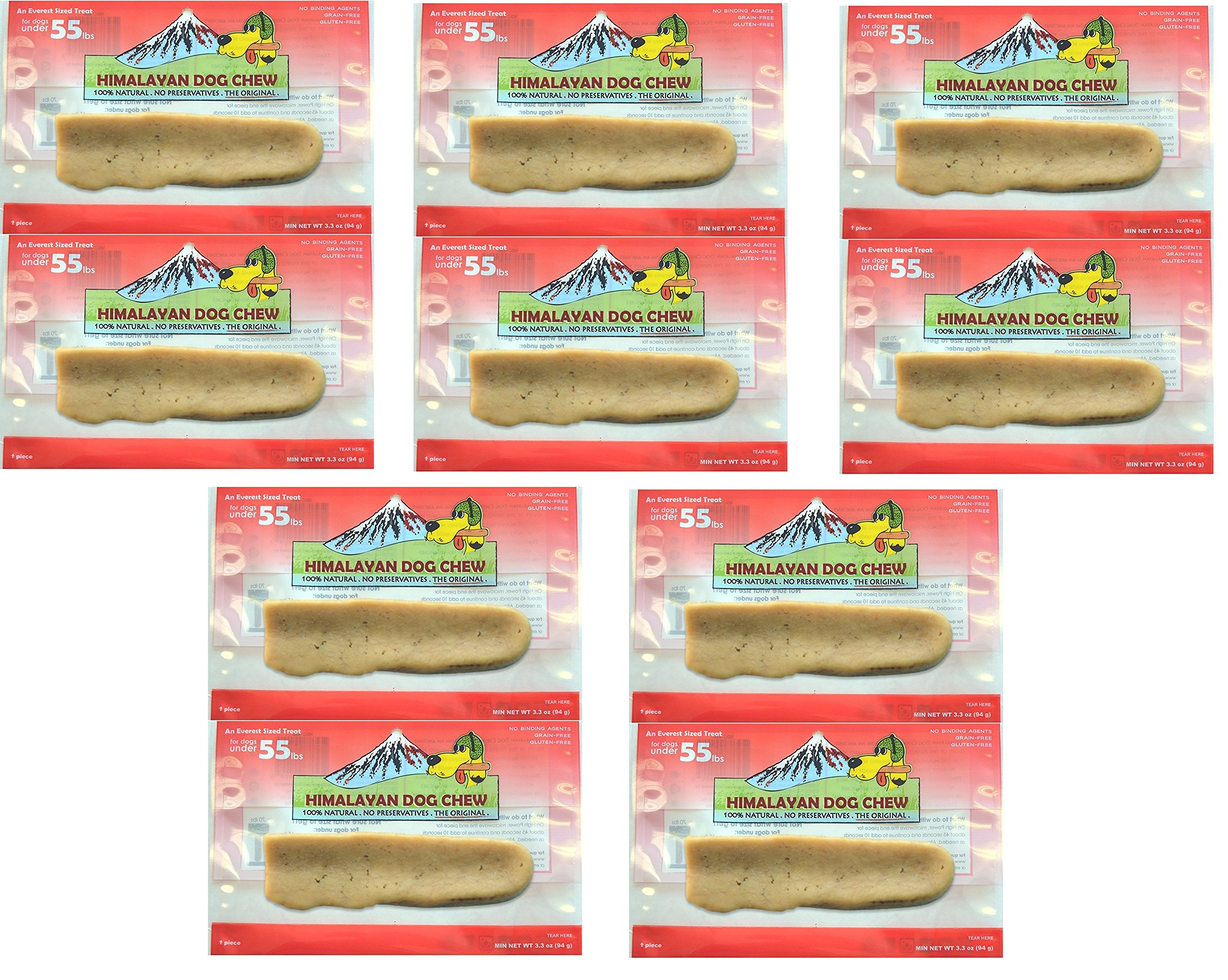 (10 Pack) Himalayan Dog Chew Large 3.5 Ounces each by Himalayan Corporation