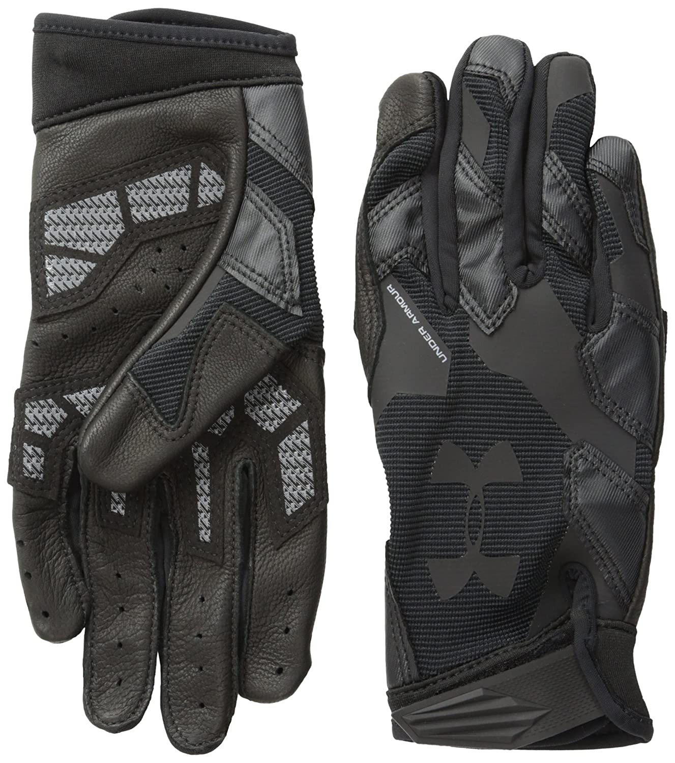 Under Armour 2015 Mens Ua Renegade Training Gloves Support: Under Armour UA Renegade Men's Sportswear Gloves Black