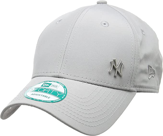 New Era Flawless Logo Basic 940 Gorra de béisbol, Unisex Adulto ...