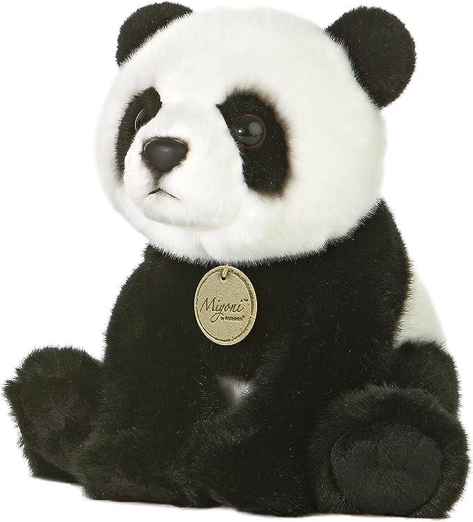 Aurora Plush Animal Panda 11 In.