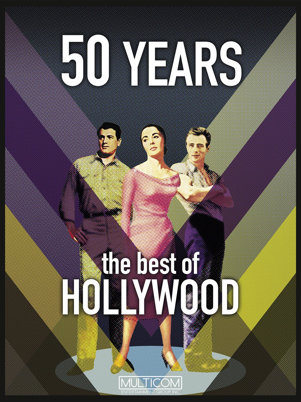 50 Years the Best of Hollywood