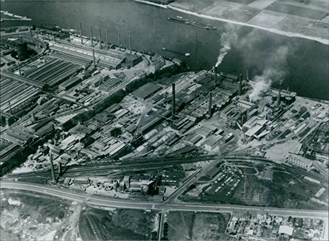 Amazon.com: Vintage photo of Metallgesellschaft AG in ...