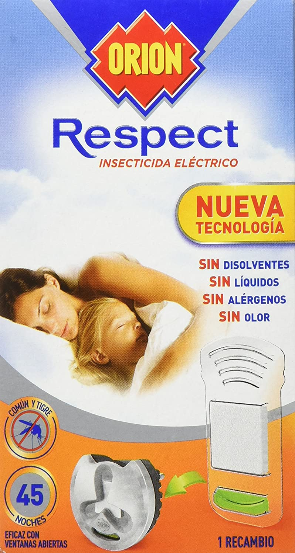 Orion - Respect Insecticida eléctrico - 1 recambio - [Pack de 3]