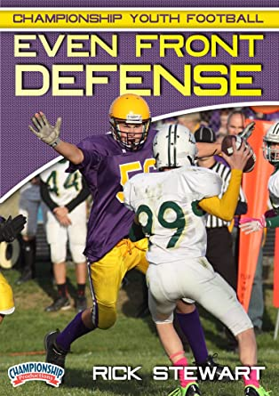 Championship Youth Football Even Front Defense