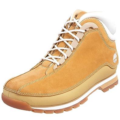 7dd61feef Timberland Men's Euro Dub Boot, Wheat, 7.5 M: Amazon.co.uk: Shoes & Bags