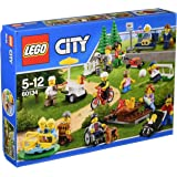 LEGO City 60134 - Set Costruzioni Divertimento al Parco, City People Pack