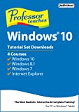 Professor Teaches Windows 10 Tutorial Set Downloads [Download]
