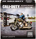 Mega Bloks - 6866 - Jeu De Construction - Call Of Duty Motorbike Breakout