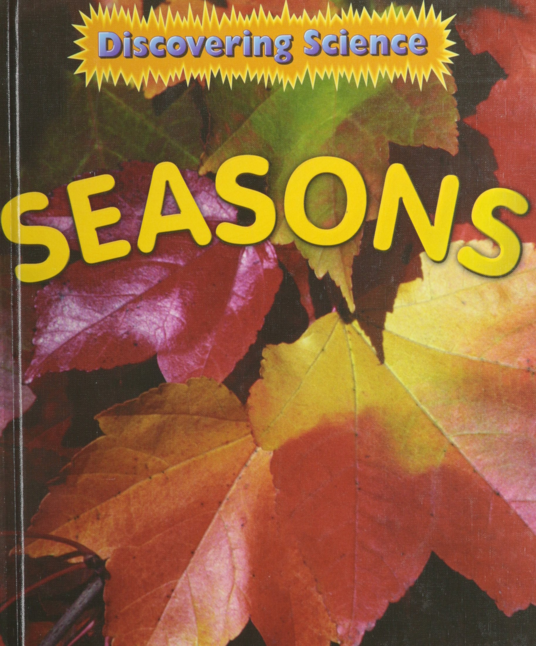 Download The Seasons (Discovering Science) pdf