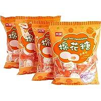 四洲棉花糖香橙味90g*4