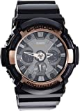 Casio G-Shock Special Edition Analog-Digital Black Dial Men's Watch - GA-200RG-1ADR (G402)