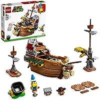 LEGO 71391 Super Mario Uitbreidingsset: Bowsers Luchtschip Verzamelbaar Bouwbaar Speelgoed voor Kinderen met Figuren