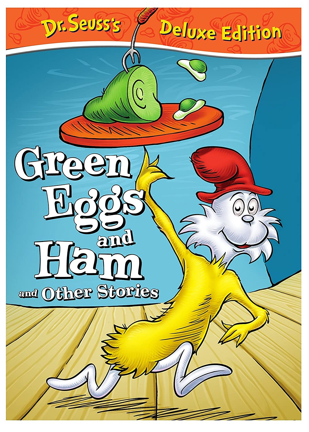 amazon com dr seuss u0027s green eggs and ham and other stories
