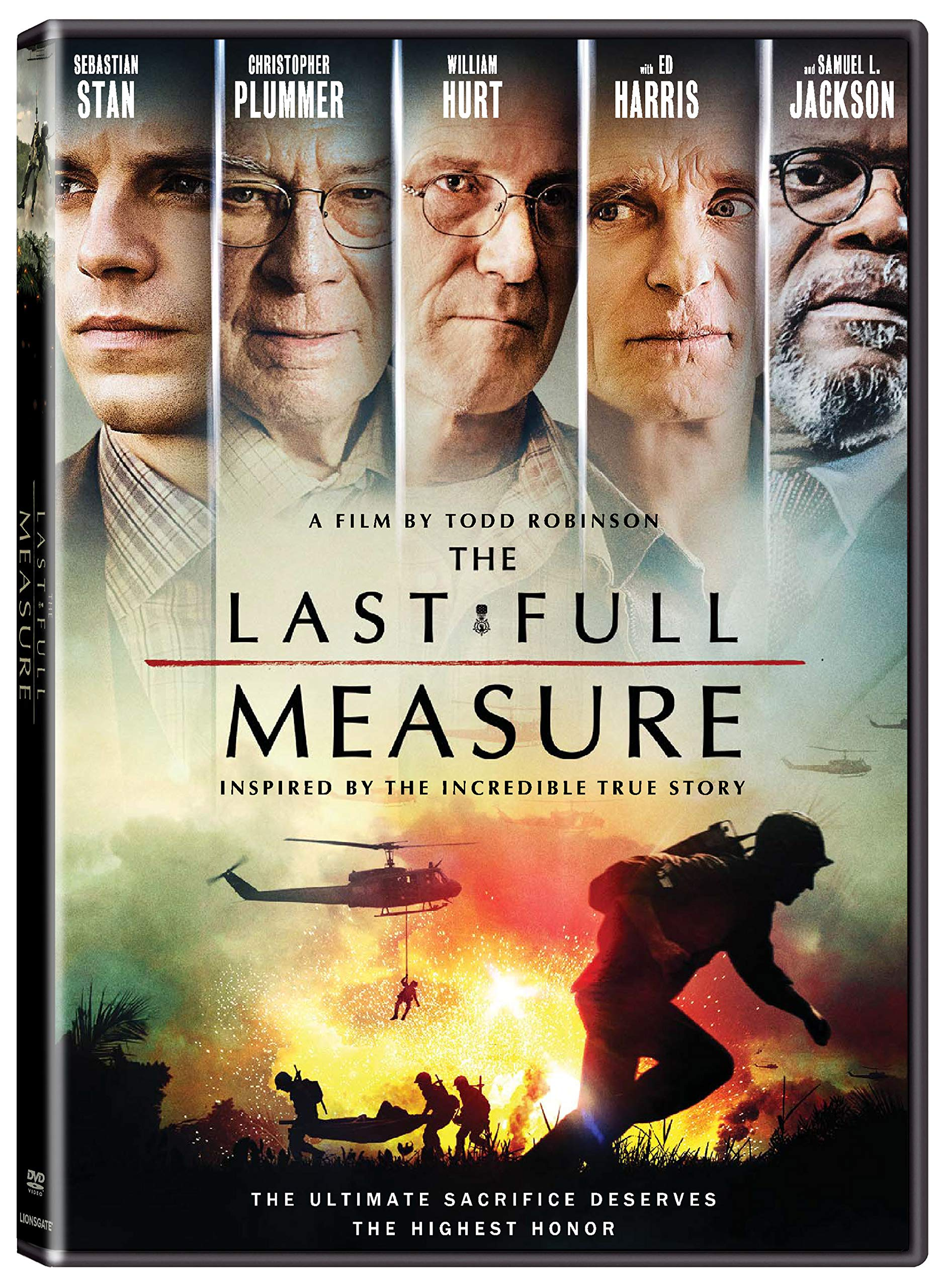 Book Cover: LAST FULL MEASURE, THE
