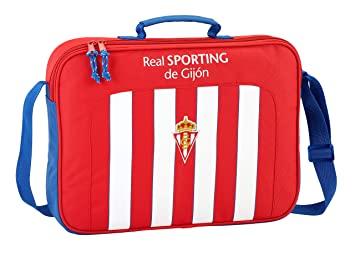 Amazon.com: Real Sporting De Gijon - Bolsa oficial para ...