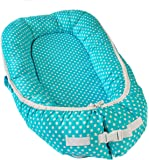Little Archer & Co.™ Newborn Baby Nest by Little Archer & Co. - Easy to Move, Ideal for Co-Sleeping, Breathable and Soft…