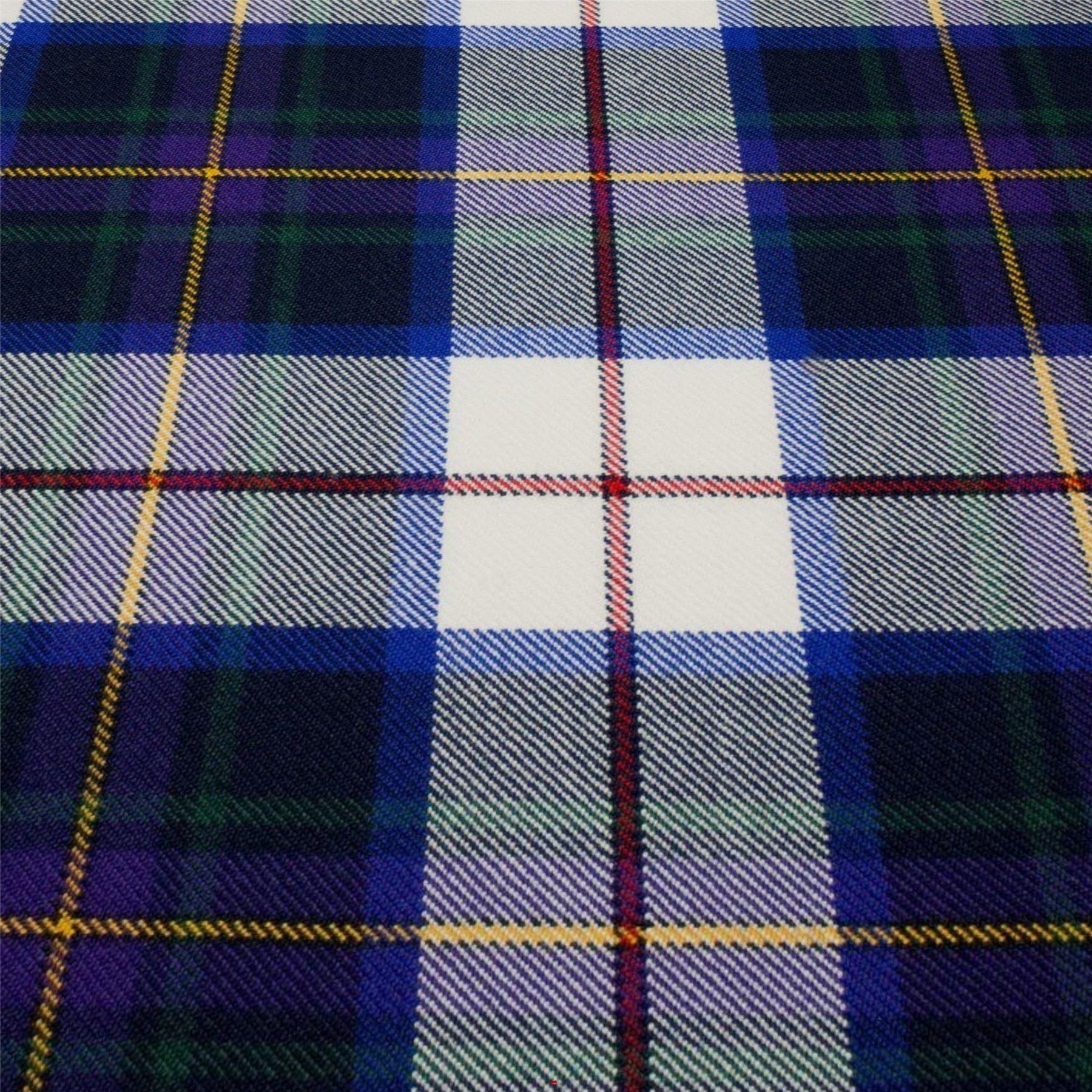 Heavy Weight 16oz Fabric Material Guardian of Scotland Dress Tartan 1 Metre