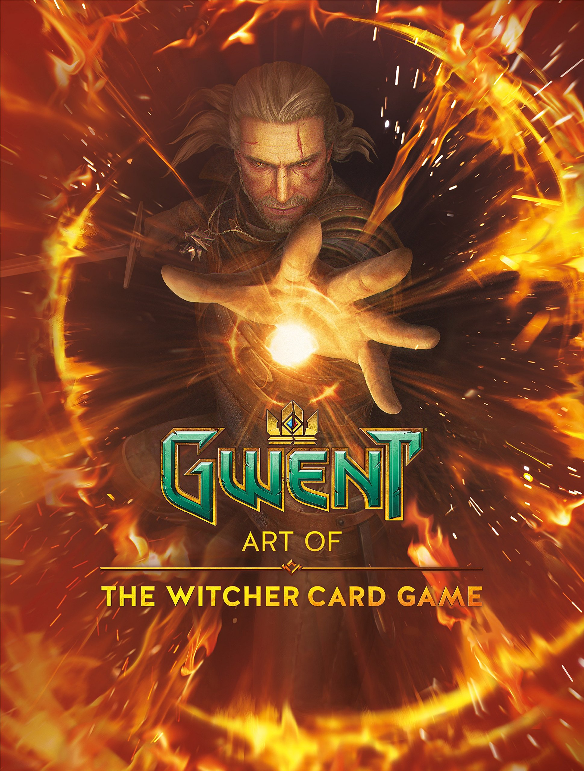 The Art of the Witcher: Gwent Gallery Collection by Dark Horse