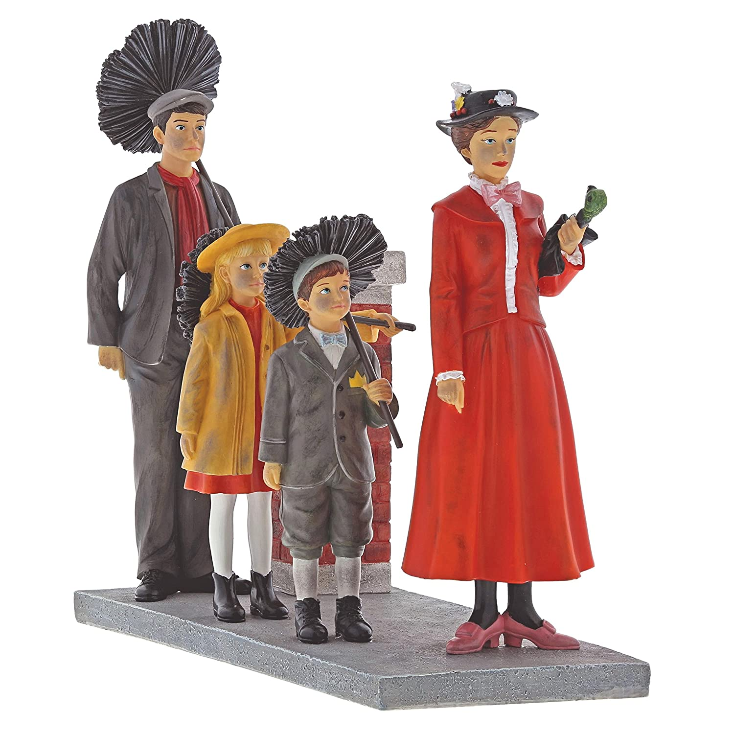 Enchanting Disney Step in Time - Mary Poppins Poppins Poppins Figur f26ac2
