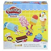 Play-Doh E0042 Kitchen Creations Frozen Treats