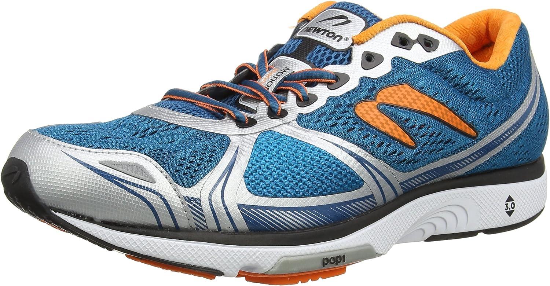 Newton Running Mens Motion Vi Running Shoe, Zapatillas Hombre, Azul (Slate/Orange), 38.5 EU: Amazon.es: Zapatos y complementos