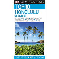 Top 10 Honolulu and O'ahu (DK Eyewitness Travel Guide)