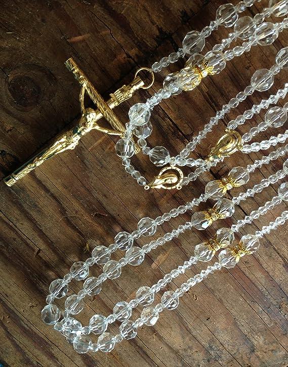 Amazon.com : Crystal Wedding Lasso Gold Plated Accents/Lazo De Boda Crystal Cortado En Oro : Wedding Ceremony Accessories : Everything Else