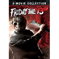 Deals on Friday The 13th 8-Movie Collection HD Digital
